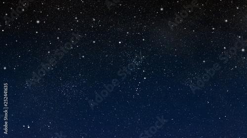 nightsky with stars