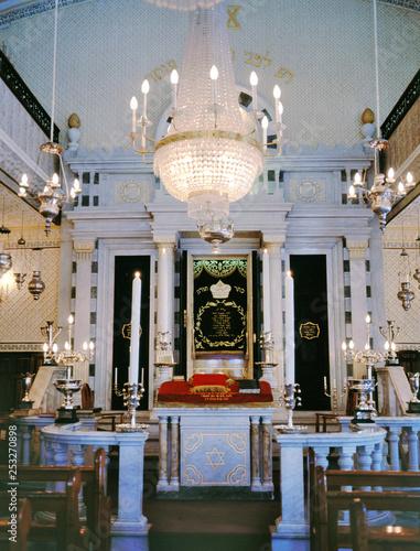 Carta da parati Gibraltar Flemish Synagogue