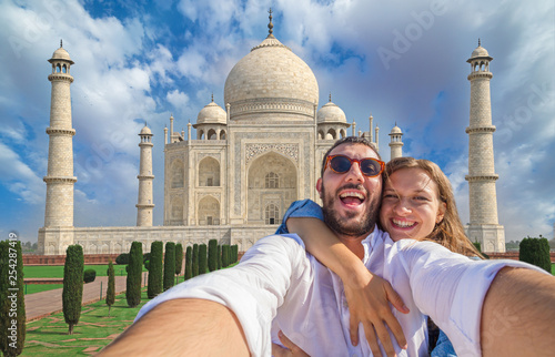 Canvas Print Tourism in India