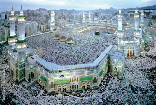 Eid Pryer in Mecca - Makkah