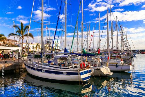 Canvastavla Gran Canaria holidays