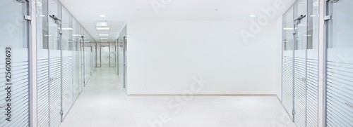 Fotografia Empty office corridor
