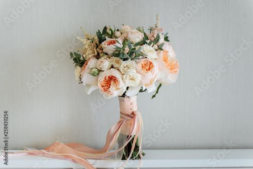 Tela Bridal bouquet