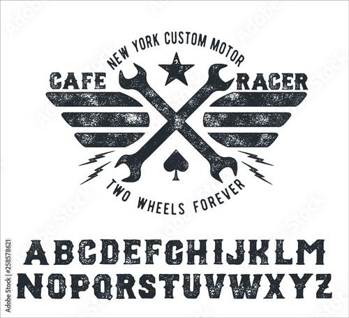 Fotografía Cafe Racer
