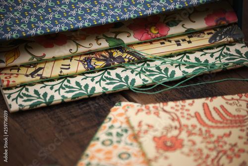 Photo Libretas florentinas – Florentine Notebooks