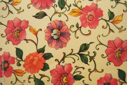 Canvas Print Libretas florentinas – Florentine Notebooks