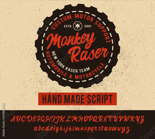 Valokuva Monkey Raser