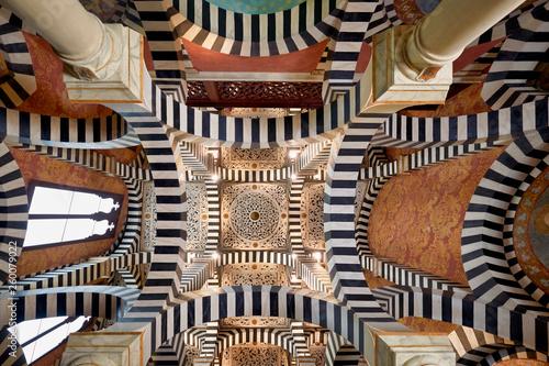 Wallpaper Mural Rocchetta Mattei, Bologna, Italy. The chapel
