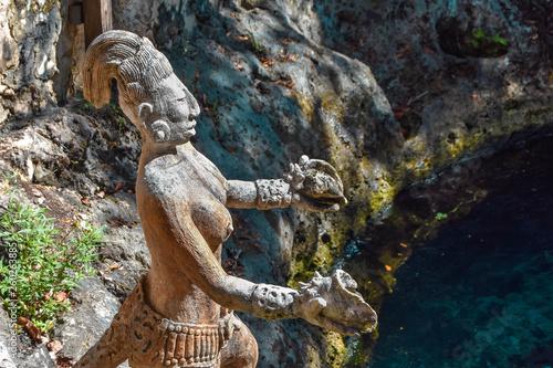 Fototapeta Cenote Zacil-Ha