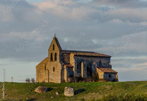 Church of San Martin, Quintanilla de la Berzosa. Palencia