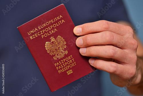 Paszport.