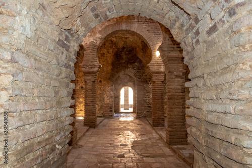 Village de Ronda - monuments - bains arabes Fotobehang