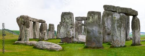 Obraz na plátně Stonehenge, Salisbury Plains, England