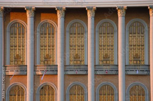 Okna bazyliki; Licheń