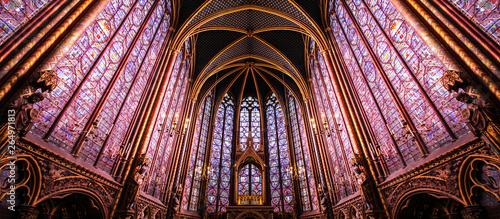 Fotografija Paris / Sainte Chapelle - Chapelle haute