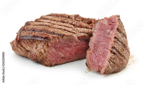 Fotografie, Tablou grilled beef fillet steak meat