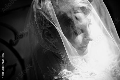 Photo Wedding concept