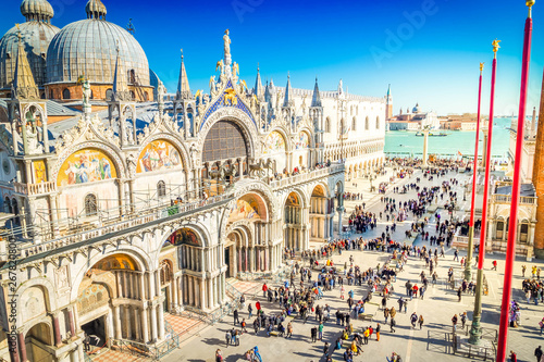 cathedral of San Marco, Venice Fototapeta
