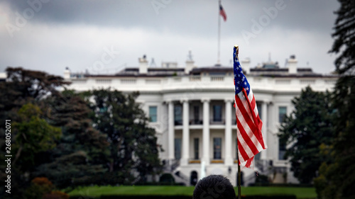 Fotografia Flag Waving 2