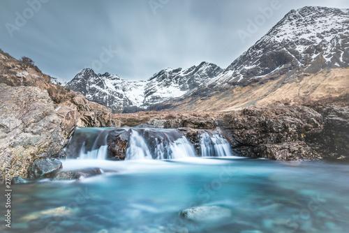 Photo Isle of Skye - Fairy Pools Waterfall