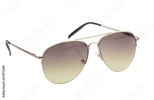 Fotografija Sunglasses isolated white background