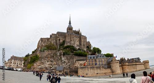 Photo Abbey Of Mont Saint Michel