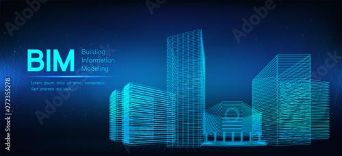Foto BIM - building information modeling