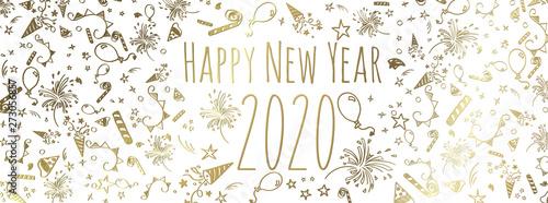 Fotografering happy new year 2020