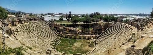 Cuadros en Lienzo Turkey amphitheatre