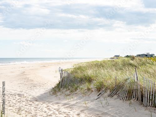 Obraz na płótnie Trip to the beach