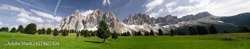 Fotografie, Obraz Landscape with mountains