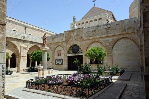 Fotografia Cloître de l'église de la nativité à Bethleem