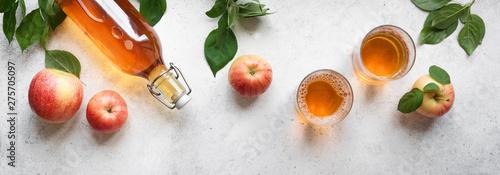 Fotografie, Tablou Apple cider drink