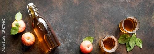 Foto Apple cider drink