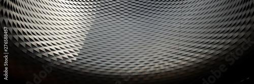 Fotografia Fragment of the Architectural Complex in Basel, Switzerland.