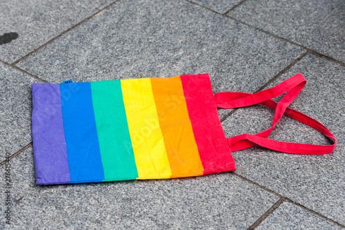 torba tęcza LGBT