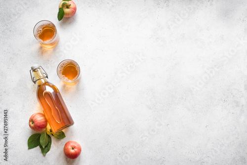Fotomural Apple cider drink