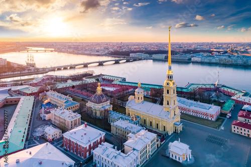 Wallpaper Mural Saint Petersburg