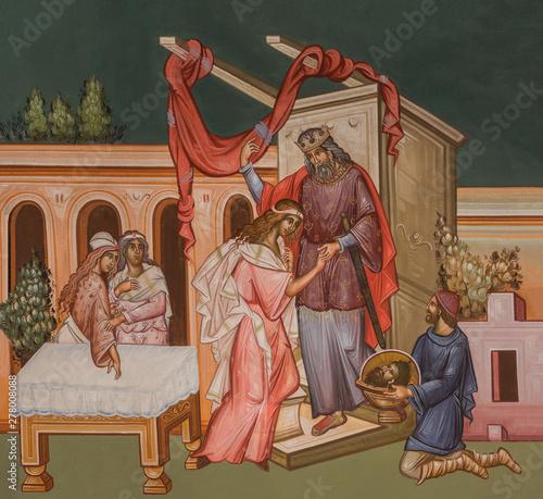 Wallpaper Mural Beheading of John the Baptist
