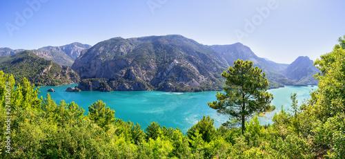 Valokuva Panorama of the Green Canyon