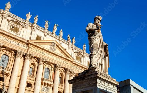 The Papal Basilica of St Fototapeta