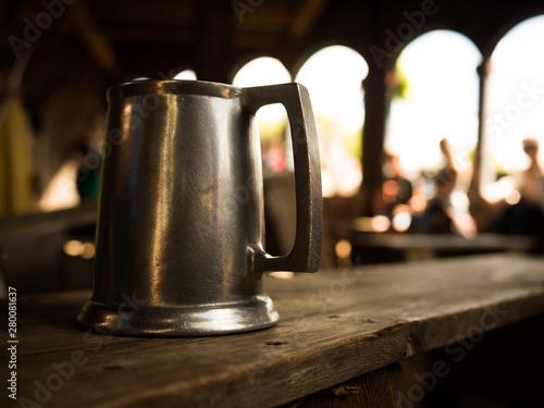 Obraz na płótnie mug of beer