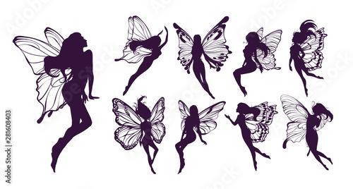 Photo Cute Fairy art
