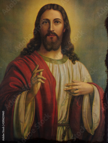 Fotografija Jesus Christ Orthodox Icon