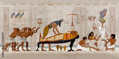 Tablou Canvas Ancient Egypt