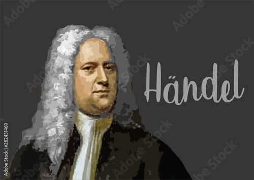 Great composers - Georg Friedrich Händel