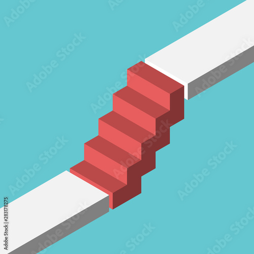 Foto Steps bridging gap, levels