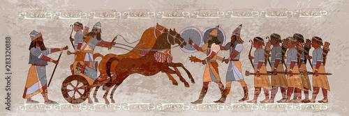 Cuadros en Lienzo Ancient Sumerian culture