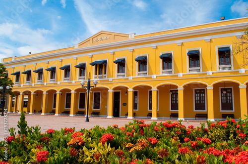 Canvas-taulu Barranquilla Colombia