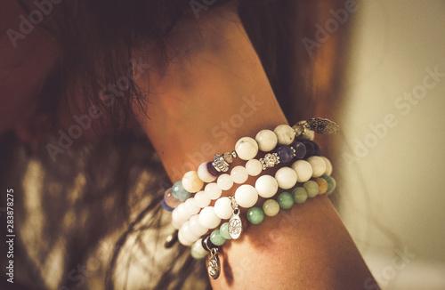 Fotomural bracelets